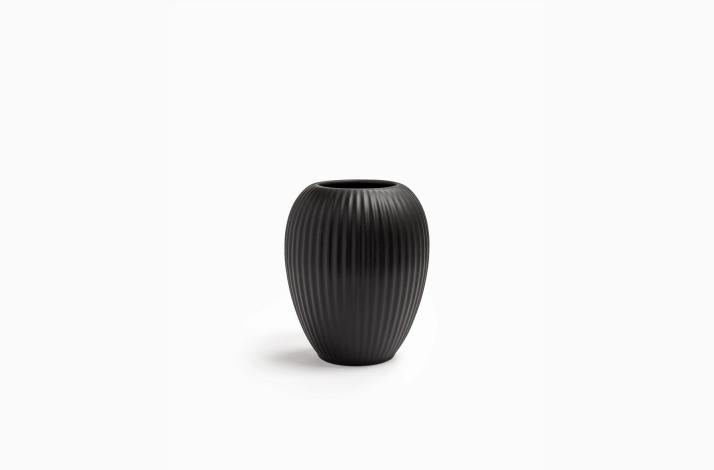 Vase Model 4767 Sort 12 cm