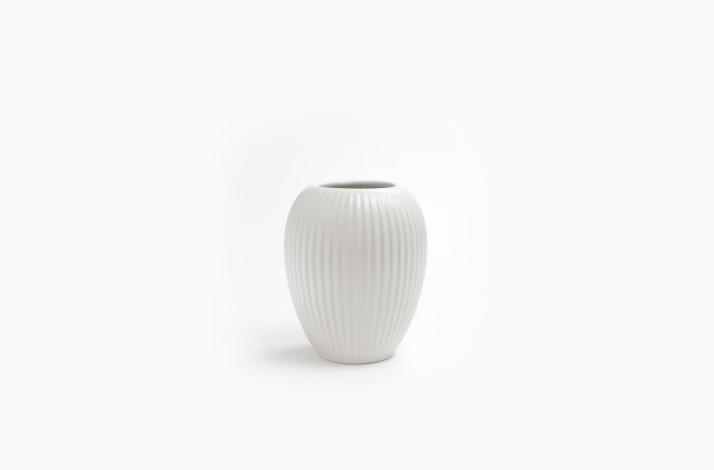 Vase Model 4767 Hvid 12 cm