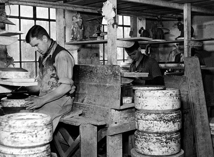 Michael Andersen Bornholm drejer keramik