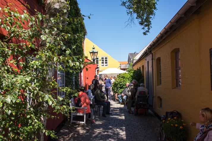 Michael Andersen Keramik Gaard Bornholm 125 års Jubilæum